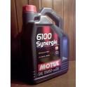 Motul 6100 15w50 Synergie+ 5L