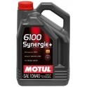 Motul 6100 Synergie+ 10W40 5L TechnoSynthese