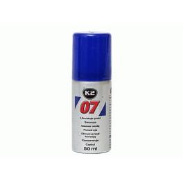 K2 007 Penetrant Smar Odrdzewiacz 50ml