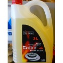 Płyn hamulcowy DOT4 3L MaxGear 265 C