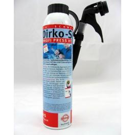 Masa uszczelniająca ( silikon ) CZARNY BLACK DIRKO-S HT Dozownik 129.402 Uszczelka w płynie DIRKO 471.500