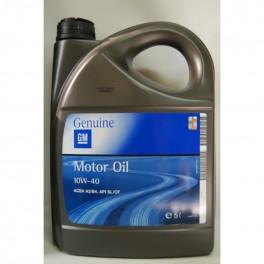 GM OPEL 10W40 5L Oryginalne Najświeższe Oleje